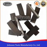 Quality Segmented Bond Tool 500mm Saw Blade Diamond Cutting Sandstone Segment For Stone wholesale