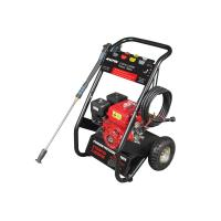 China 2 Wheels High Pressure Washer , 0.95 Gallon Fuel Capacity High Pressure Cleaning Equipment on sale