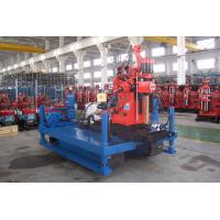 Quality Exploration Drilling Rig , Crawler Drilling Machine For Engineering Prospecting wholesale