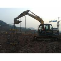 Quality 300 - 350mm Hydraulic Pile Breaker Quick Assembled SPA 5 For Crushing Piles wholesale