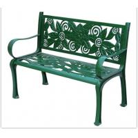 Quality Arabic Artis Cast Iron Table And Chairs / Cast Iron Garden Furniture wholesale