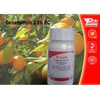 Quality Deltamethrin 2.5% EC Pest control insecticides 52918-63-5 wholesale