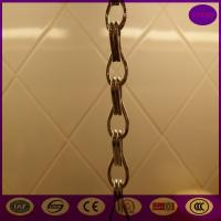 Cheap Strong Aluminium Insect Door Chain Screen Curtain 90*210cm from China for sale