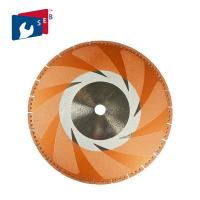 Quality Rim Rescue Diamond Blade 14 Metal Cutting Segmented With Side Coating wholesale