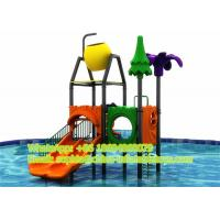 Cheap Outdoor Attraction Water Playground House Equipment For Swimming Pool Of