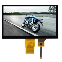 Quality 16.7M Color 520cd/M2 7 Inch Tft Lcd Display With 4 LANE MIPI Interface wholesale