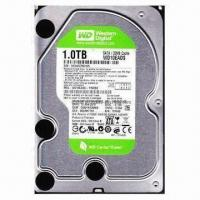 Hard Disk Drive with 5400RPM/7200RPM Speed Spindle
