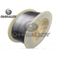 Quality Oxidized Surface 0Cr21Al6Nb Resistance Heating Wire , Heat Resistant Electrical Wire wholesale