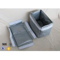 Quality 25mm Thermal Insulation Covers , Good Heat Insulator Materials JT8430TIJ-30 Gray Color wholesale