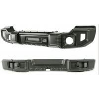 Quality Black Jeep Wrangler Bumpers Spartacus Bumpers Excellent Design Without U Tube wholesale