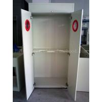 Quality Smooth Opening Laboratory Storage Cabinets Sound / Light Alarm For Gas Cylinder wholesale