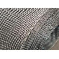 China 10 Gauge Galvanized Wire Mesh With Edge High Temperature Performance on sale