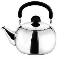 Quality Durable Stainless Steel Tea Kettle / Stovetop Whistling Kettle 0.4mm Thickness wholesale
