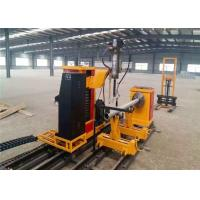 Quality 25kw Cnc Pipe Flame Cutting intersection cutting high speed steel pipe cutting machine wholesale
