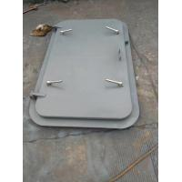 Quality Weathertight Marine Doors Q235 Steel Material With ABS / BV Certification wholesale