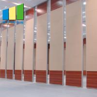 Quality Folding Interior Doors Operable Partition Walls Servicing For Function Room wholesale