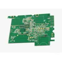 Quality LPI Green Printed Multilayer Circuit Board AOI / Electrical Tested wholesale