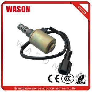Quality 20Y-60-22121 Komatsu Excavator Spare Parts / PC200-6 Electric Hydraulic Valve wholesale