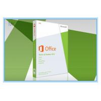 Quality 32 / 64-Bit Microsoft Windows Software MS Office 2013 Oem Product Key For Home And Student wholesale