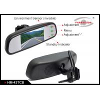 Quality High Brightness Mirror Mounted Reversing Camera With Changeable Bracket wholesale