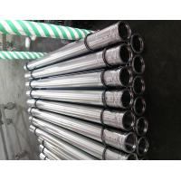 Buy cheap Customized CK45 / ST52 Hollow Round Bar For Hydraulic Cylinder product