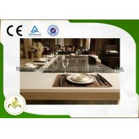 Electromagnetic Indoor Outdoor Hibachi Table 7 Seats With Air Extractor