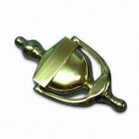 China Door Knocker, Available in Various Finishes, OEM and ODM Orders are Welcome on sale