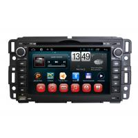 Quality Android Tahoe GMC Car Multimedia Navigation GPS System DVD Player Radio Dual Zone iPod TV Wifi wholesale