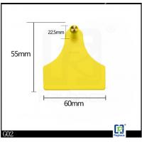 China Livestock Farm Cattle Ear Tags Female And Male Two Pieces on sale