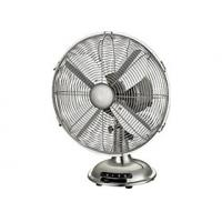 4 Metal Blades Old Oscillating Fan 12 Inch Oil Rubbed Bronze 3 Speed
