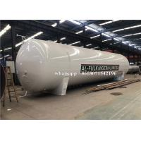China 120000 Liters / 120 CBM LPG Gas Storage Tank Cooking Gas Cylinder Refilling on sale