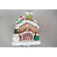 China Polymer Clay Dough Of Personalized Home Ornaments on sale