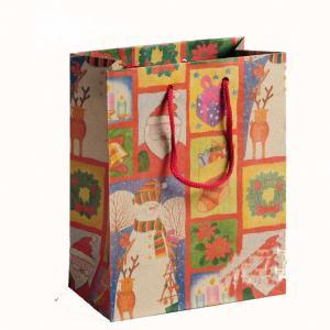 Quality New Style Custom Design Paper Shopping Bag Kraft Paper Bag Manufacturer Kraft Bag Factory wholesale
