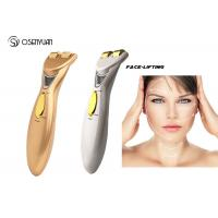 Quality Ems & Electroporation Beauty Device , Ultrasonic Ionic Anti Wrinkle Eye & Face Massager wholesale