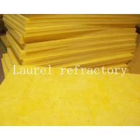 Quality Glass Wool Board Insulation Refractory  50mm x 1.2M x15M with  Aluminium Foil for sale