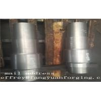 Quality OEM Stainless Steel 304 316 F51 F421 Forged Shaft / Forged Round Bar wholesale