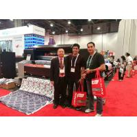 Quality Automatic Flag Sign Printing Equipment , Digital Fabric Printing Machine With USB Driver wholesale