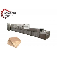 China 30kw Middle Density Fiber Board Microwave Drying Equipment on sale