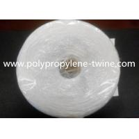 Quality Colorful Soft Polytwine Round Baler Twine High Tenacity 4000D - 15000D Denier wholesale