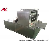 Cheap Different Type Soft Biscuit Cookie Forming Machine 2000*800*1300mm Dimension for sale