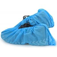 China Non Irritating Disposable Shoe Covers , PP Non Woven Disposable Shoe Protectors on sale