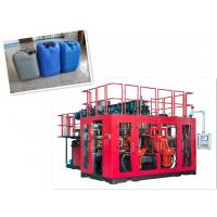 3  Layer 5 Gallon Fully Automatic Blow Moulding Machine MP100FD For Water Tank
