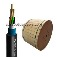 Quality Electrical Hybrid Fiber Optic Cable GDTS Stranded Loose Tube Cable 48 96 Core wholesale
