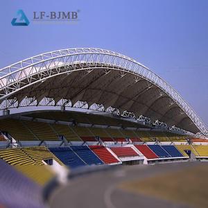 Quality Prefabricated Steel Structure Stadium Bleachers Cover School Bleacher Canopy Roof wholesale