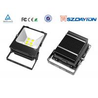 Quality Warm White 300W Industrial Outdoor Led Flood Lighting Fixtures 110lm/w 4000K - 4500K wholesale