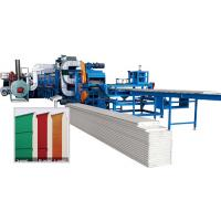 Quality Garage Doors Panel Shutter Door Roll Forming Machine Automatic Feeder wholesale