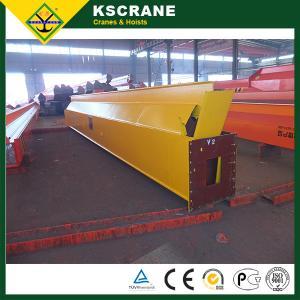 Quality good price 5ton electric single girder overhead crane,bridge crane feature wholesale