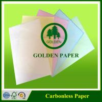 Premium quality 3 ply NCR paper/carbonless paper with sheet and roll