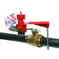 Quality Safety Valve Lockout Devices-Single Stop-arm All-purpose Ball Valve Lock[BAN-F31] wholesale