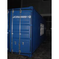 "Quality 40"" Containerized Brackish / Sea Reverse Osmosis Water Systems For Power Plant wholesale"